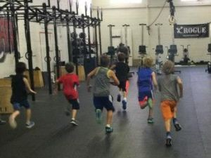 Sport Specific Training, CrossFit Boot Camp, VSC Kids