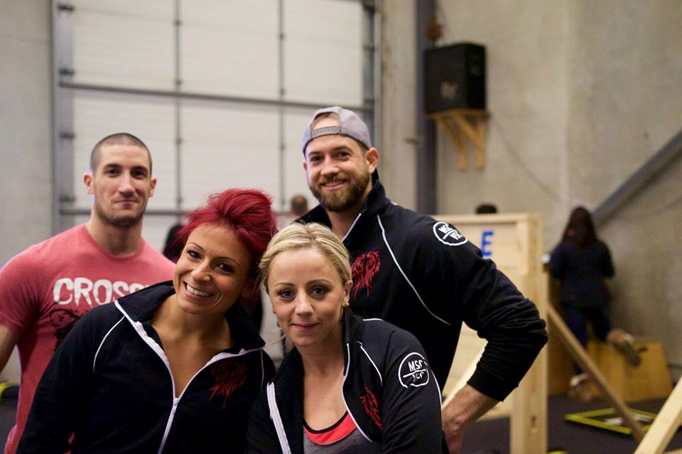 2016 Overdose Element CrossFit Competition